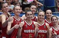 сборная России жен, Евробаскет-2017 жен