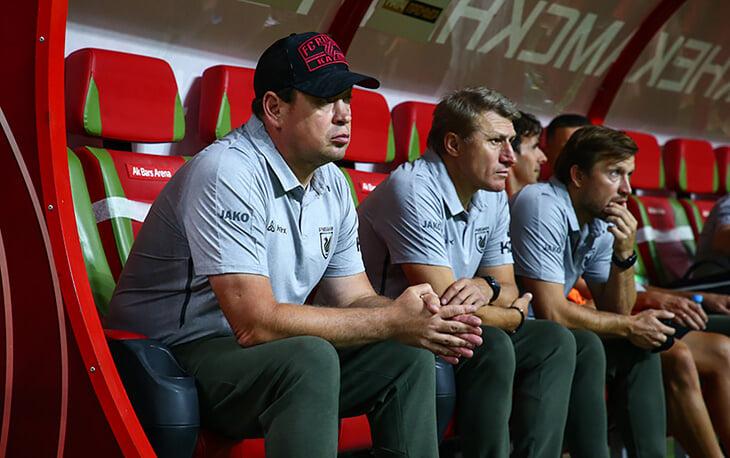 Война «Рубина» с «Ак Барс Ареной»: Слуцкий жалуется на газон, стадион заявляет о долге клуба в 40 млн