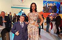 Денис Аблязин, Екатерина Гамова