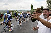 велошоссе, Тур де Франс