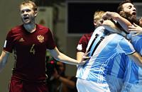 сборная Аргентины, сборная России, чемпионат мира FIFA