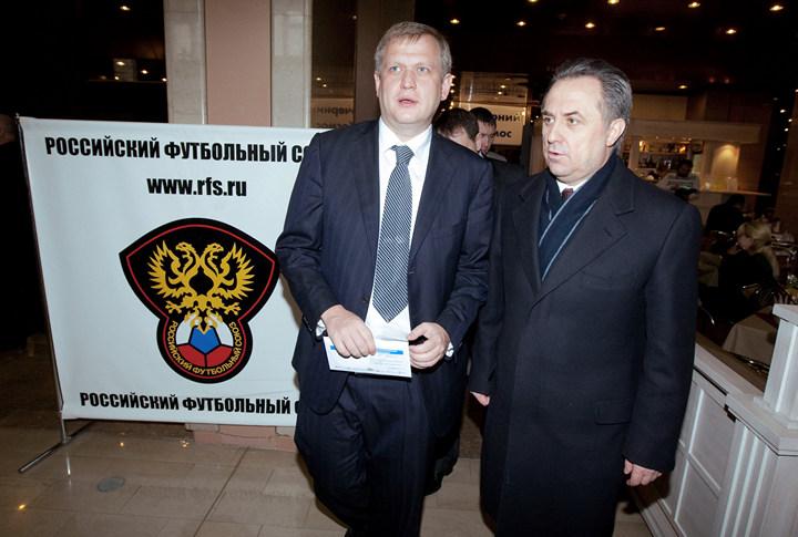 Валерий Газзаев, Сборная России по футболу, Александр Шпрыгин