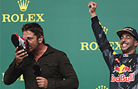 Формула-1, светская хроника, Гран-при США