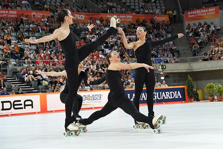 Трусова удивила прыжком на роликовых коньках. Оказывается, есть такой спорт (альтернатива фигурке) – с него начинали Бойтано и Липински