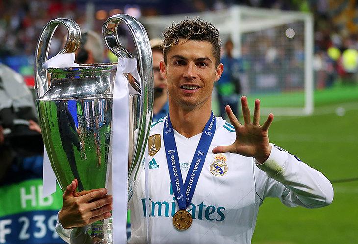 Кажется, рекорды «Реала», Зидана и Криша не побьют никогда