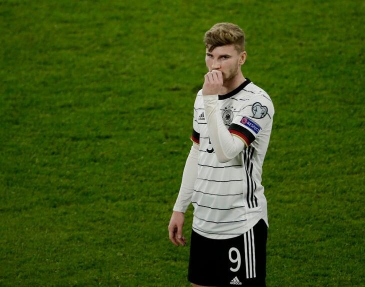 Тухель отвлекает Вернера после промаха за Германию: запретил дополнительно тренироваться и сравнил голы со свиданием