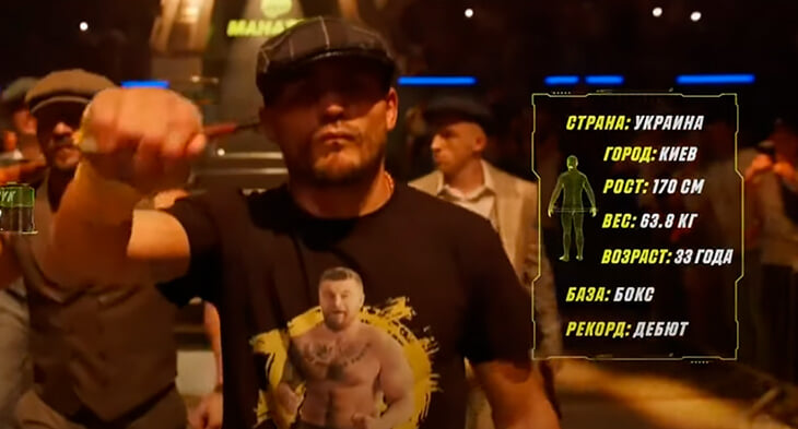 Артема Лобова избили, и он завершил карьеру. Украинец Беринчик разобрал друга Конора за 4 раунда кулачного боя