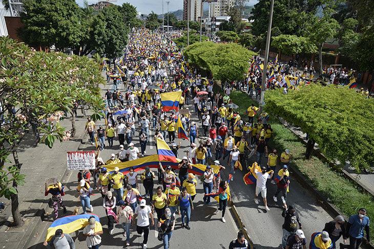 Колумбию лишили Кубка Америки за 20 дней до старта – в стране жесткие протесты. Турнир пройдет в Аргентине, но там тоже проблемы