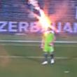 Игорь Акинфеев, Сборная России по футболу, происшествия, видео, сборная Черногории по футболу, квалификация Евро-2020