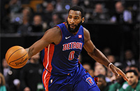 НБА, Андре Драммонд, Бостон, видео, Детройт
