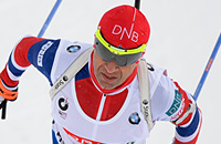Уле Эйнар Бьорндален, сборная Норвегии, ЧМ-2016