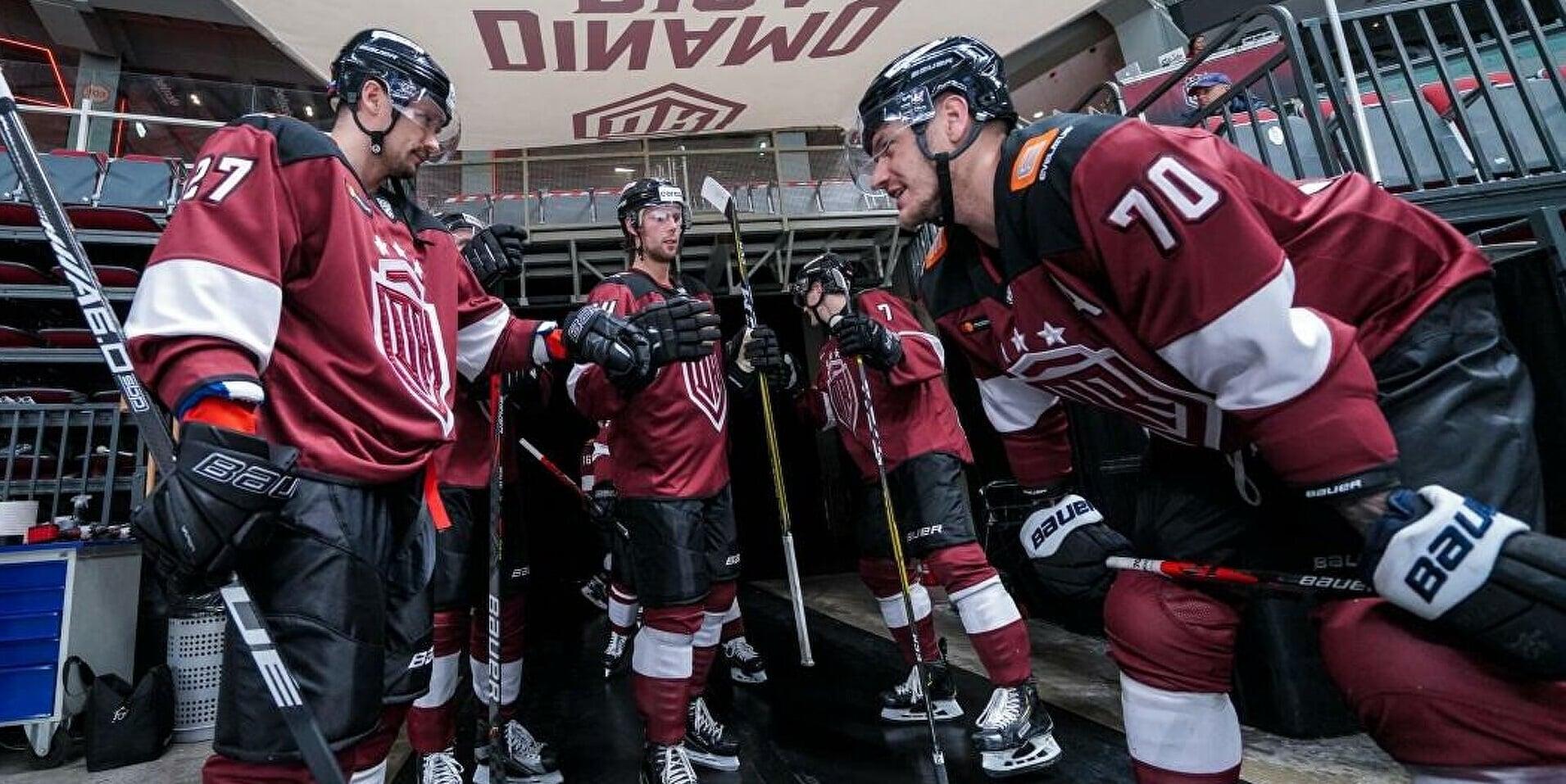 Рижское Динамо было оштрафовано на 4,6 млн рублей, так как не достигло пола зарплат в прошлом сезоне