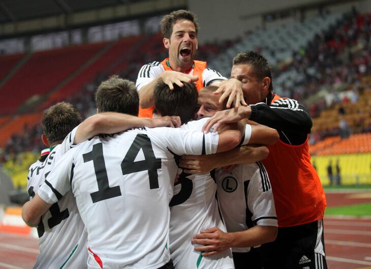 Последний матч «Спартака» с «Легией» – боль и кошмар. Гол на 92-й, вылет из Лиги Европы (а половина поляков уехала в РПЛ)