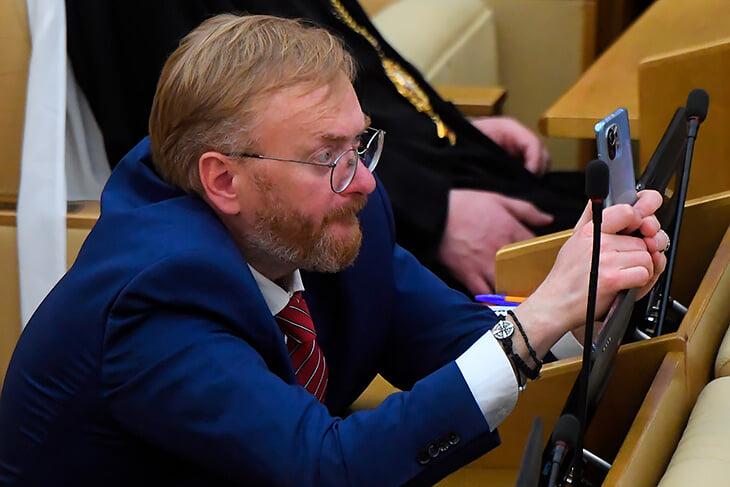 Моргенштерн предложил запретить ММА (как дурной пример для детей) и согласился подраться со Шлеменко. Цена вопроса – $20 млн