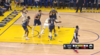 D'Angelo Russell 3-pointers in Golden State Warriors vs. Denver Nuggets