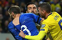 Италия бьется за выход на ЧМ-2018