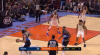 Tristan Thompson hammers it home