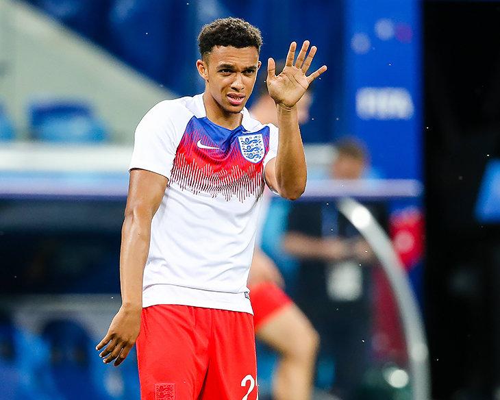 ЧМ-2018, Сборная Англии по футболу
