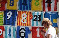 Сборная Швейцарии по футболу, Сборная Бельгии по футболу, Сборная Японии по футболу, Сборная Польши по футболу, Сборная Германии по футболу, Сборная Панамы по футболу, Сборная Марокко по футболу, Сборная Египта по футболу, Сборная Франции по футболу, Сборная Нигерии по футболу, Сборная Австралии по футболу, Сборная Уругвая по футболу, Сборная Испании по футболу, Сборная Коста-Рики по футболу, Сборная Аргентины по футболу, Сборная Южной Кореи по футболу, Сборная Перу по футболу, Сборная Хорватии по футболу, Сборная Исландии по футболу, Сборная Колумбии по футболу, Сборная Сенегала по футболу, Сборная Португалии по футболу, Сборная Дании по футболу, Сборная Швеции по футболу, Сборная Туниса по футболу, Сборная Ирана по футболу, Сборная Мексики по футболу, Сборная Сербии по футболу, Сборная Англии по футболу, Сборная Бразилии по футболу, Сборная России по футболу, Сборная Саудовской Аравии по футболу, ЧМ-2018
