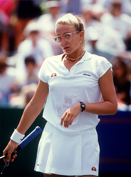 Мэри Пирс, WTA, Ролан Гаррос, происшествия, Ричард Уильямс, Ренне Стаббс