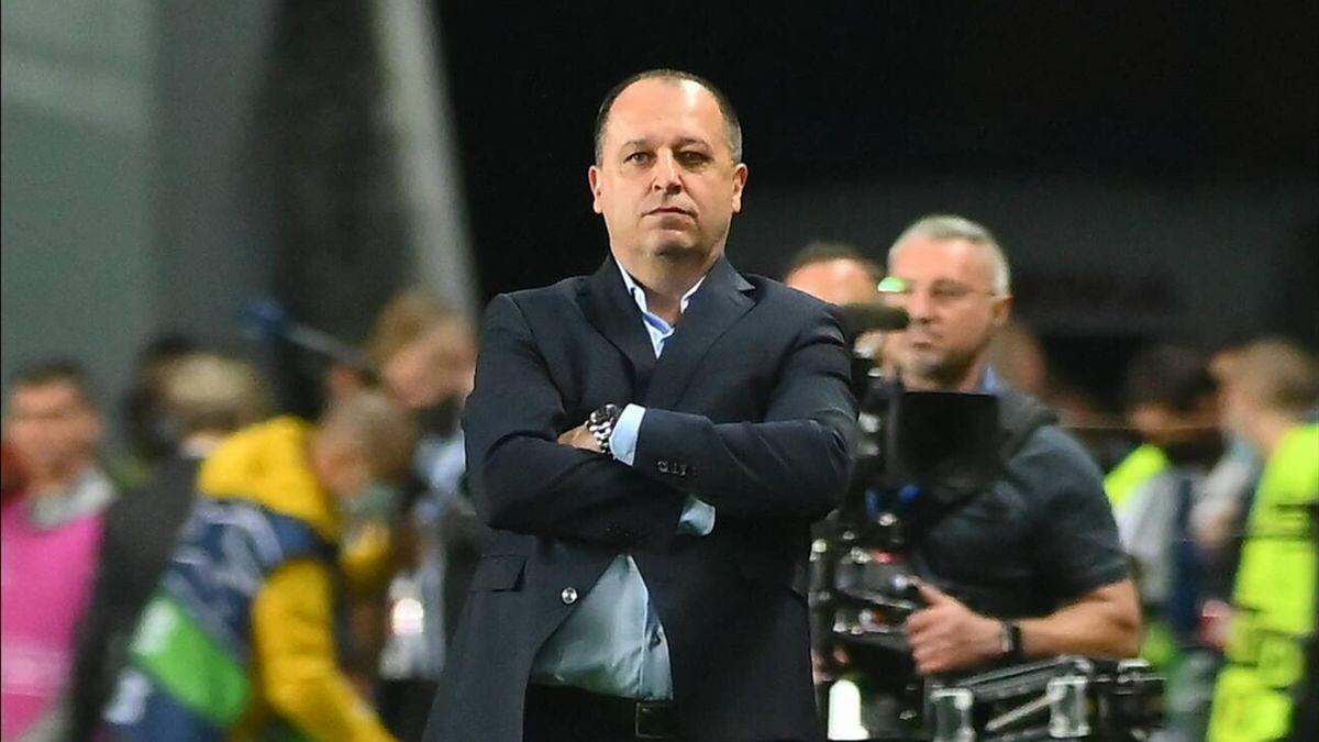 Тренер Шерифа Вернидуб считает, что украинский футбол сильнее российского: Хочу, чтобы мы обошли Россию в рейтинге УЕФА