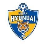 Ульсан Хендай - статистика Южная Корея. Высшая лига 2020