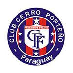 Серро Портеньо Президенте-Франко - logo
