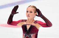 сборная России, Александра Трусова, Гран-при, женское катание