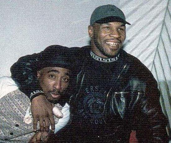 Тайсон и Тупак были как братья, рэпера убили после боя Майка. Боксер до сих пор жалеет, что они не покурили вместе