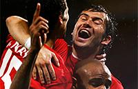 фото, Лига Европы, Александр Кержаков, Хесус Навас, Севилья