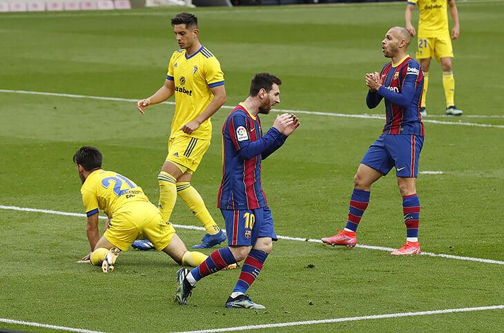 «Барсу»притормозил новичок Ла Лиги: уже проигрывали ему в этом сезоне, каталонцев скоро могут выкинуть из топ-3