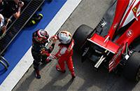 Гран-при Китая, Феррари, Ред Булл, Себастьян Феттель, Формула-1, Даниил Квят