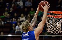 Данк Вячеслава Зайцева – на вершине Топ-10 моментов сезона Единой лиги ВТБ