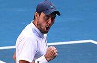 Australian Open, ATP, Аслан Карацев