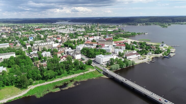 В 90-е русский клуб играл в чемпионате Финляндии 6