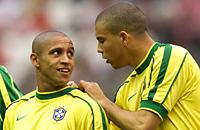 Сборная Бразилии по футболу, Реал Мадрид, Роберто Карлос