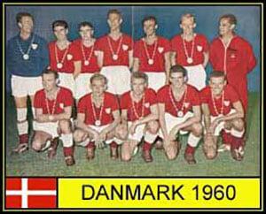 В 1960-м восемь игроков сборной Дании погибли в авиакатастрофе. Команда не хотела ехать на Олимпиаду, но дошла до финала