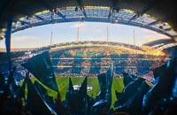 Этихад Стэдиум, болельщики, Манчестер Сити, Джо Харт, премьер-лига Англия, Реал Мадрид, Лига чемпионов