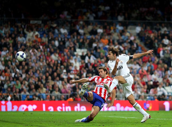 Рауль, Луис Арагонес, Реал Мадрид, Атлетико, Сборная Испании по футболу, Ла Лига, Подкасты, Лига чемпионов