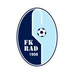 FK Rad Beograd - logo
