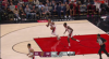 Jusuf Nurkic Blocks in Portland Trail Blazers vs. Cleveland Cavaliers