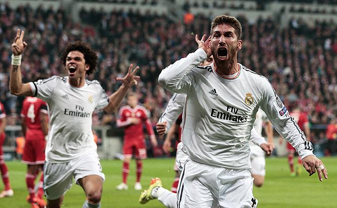 Лига чемпионов, Пеп Гвардиола, Бавария, Реал Мадрид