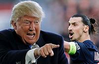 Кто это сказал: Златан или Трамп? Тест Sports.ru