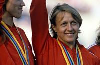 Однажды для страны, интервью, Надежда Олизаренко, бег