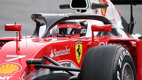 Почему «Формула-1» отказалась от системы гало
