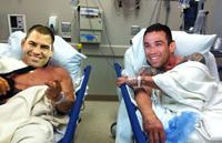 травмы, UFC, Фабрисио Вердум, Кейн Веласкес