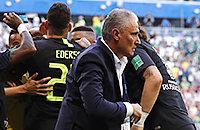 ЧМ-2018, Тите, Сборная Бразилии по футболу, Сборная Мексики по футболу, тактика