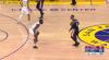 Damian Lillard, Eric Paschall Top Points from Golden State Warriors vs. Portland Trail Blazers