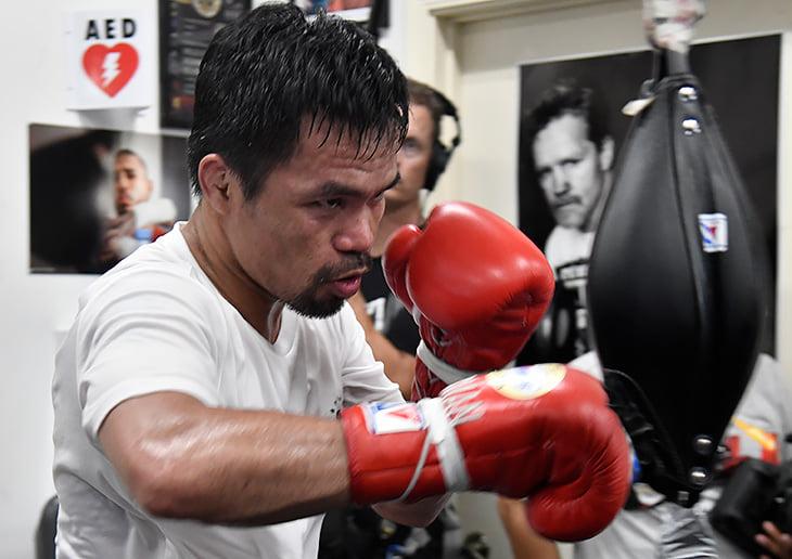 Новый бой Пакьяо: соперник обещает сразу вырубить Мэнни, потому что поставил на себя деньги