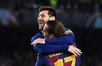 Онлайн всех матчей дня ЛЧ: «Барселона» громит «Боруссию», Промес забил за «Аякс»